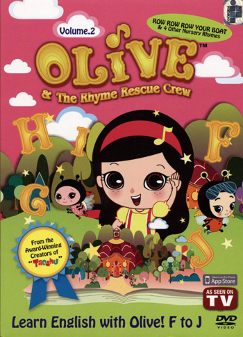 Olive & the rhyme rescue crew - Vol.2