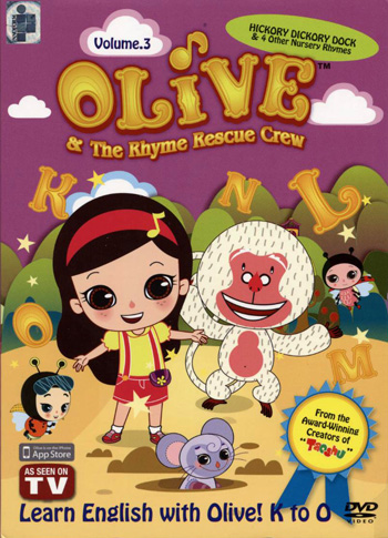 Olive & the rhyme rescue crew - Vol.3